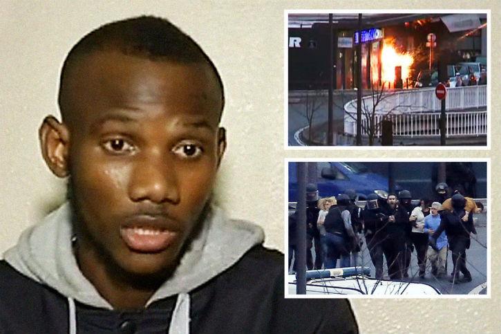 Lassana Bathily est un héros