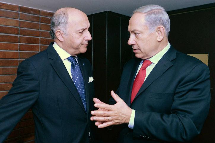 Netanyahou : « Israël est avec l'Europe, l'Europe doit être avec Israël »