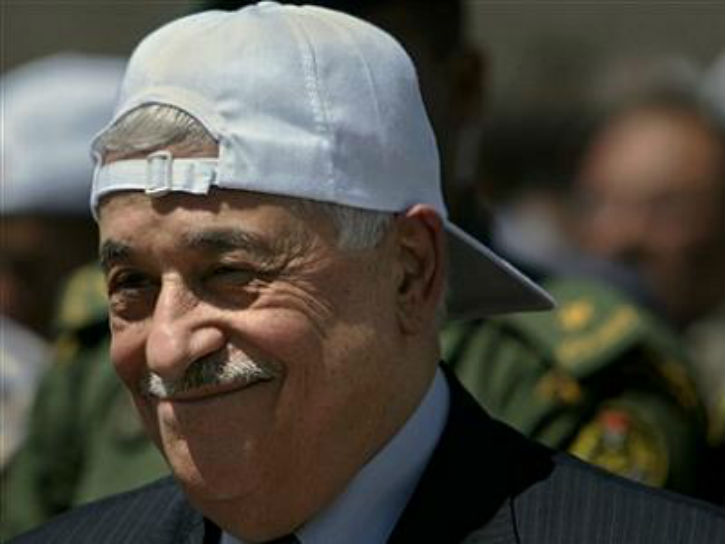 Mahmoud Abbas CPI