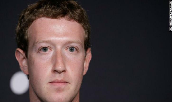 Mark Zuckerberg s'exprime sur le massacre de Charlie Hebdo