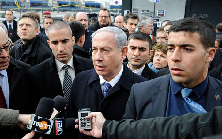 Le comportement indigne des dirigeants français envers Netanyahou
