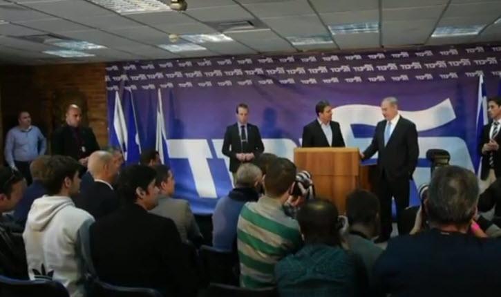 Israël: le parti Likoud a élu son nouveau chef. Benjamin Netanyahu réélu à plus de 80% des voix