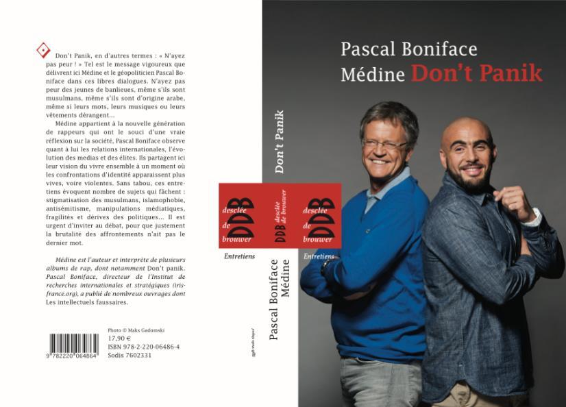 Pascal Boniface et le rapeur islamiste Médine