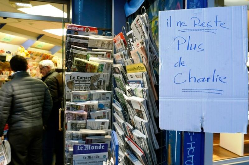 Le Hamas accuse Charlie Hebdo, d'incitation délibérée à la violence