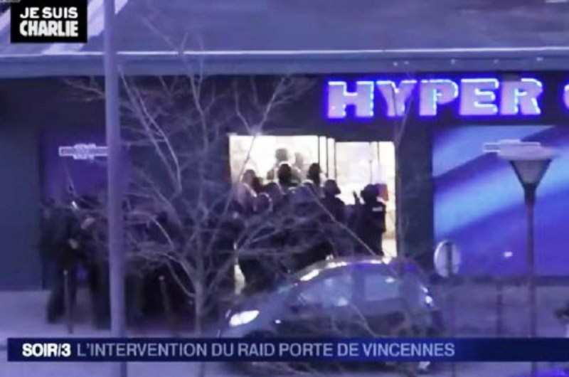 Hypercasher de Vincennes :   Employée au magasin, une otage  raconte ses heures de cauchemar