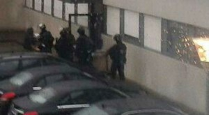 Prise d'otage en cours dans une imprimerie de Seine-et-Marne
