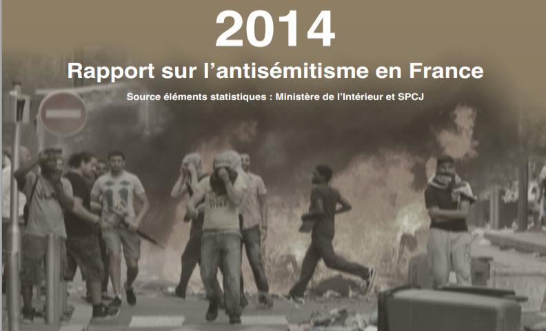 Rapport sur l antisémitisme en France