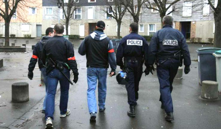Saint-Claude, Franche Comté: Des policiers accueillis aux cris de «Allah Akbar». Des feux d'artifice pour fêter les terroristes !