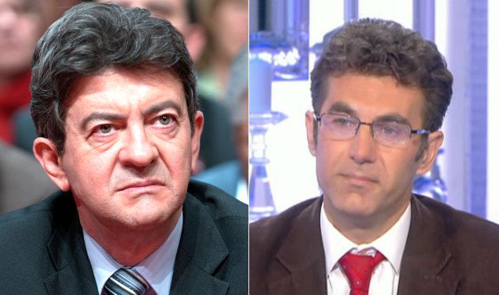 Croustillant face à face Del Valle / Mélenchon sur France5 suite aux attentats islamistes !
