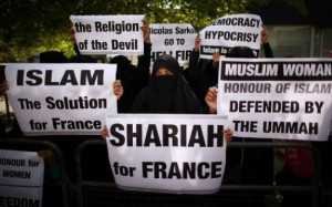 Sharia for France Islam solution for France
