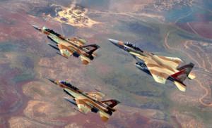 Israel frappe aérienne Syrie Golan