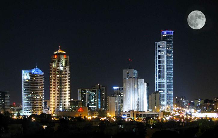 Tel-Aviv a remporté le prix de la ville la plus technologiquement intelligente à la «Smart City Expo 2014»