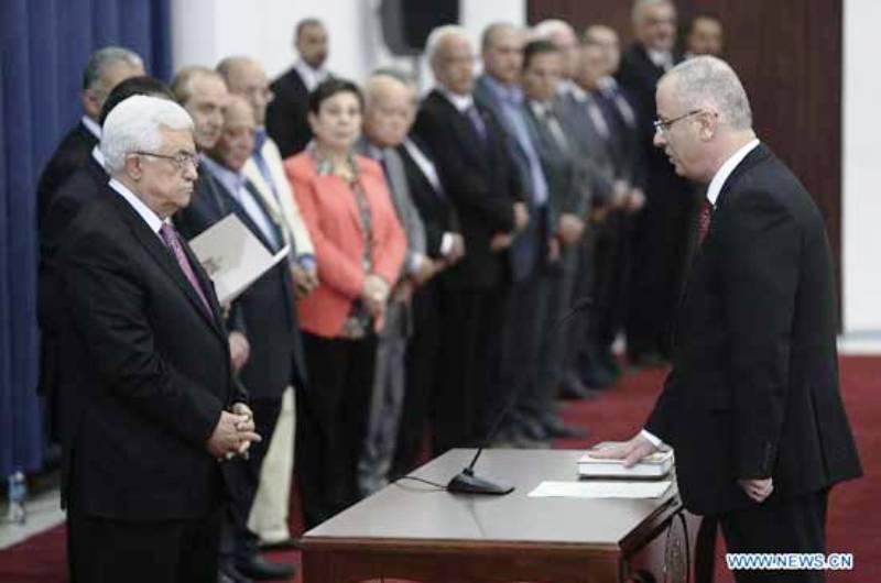 Des plaintes pour Crimes de guerre sont déposées contre les dirigeants palestiniens à la CPI