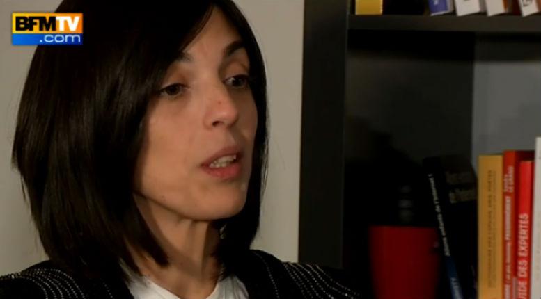 Valérie Braham épouse d une victime de Coulibaly