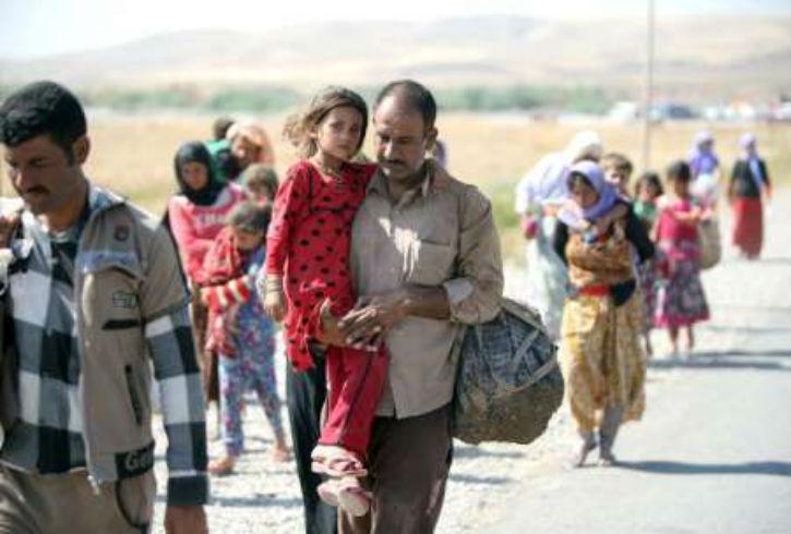 Irak: les Yazidis persécutés appellent Israël à l'aide
