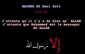 académie Créteil hacké par islamiste 2