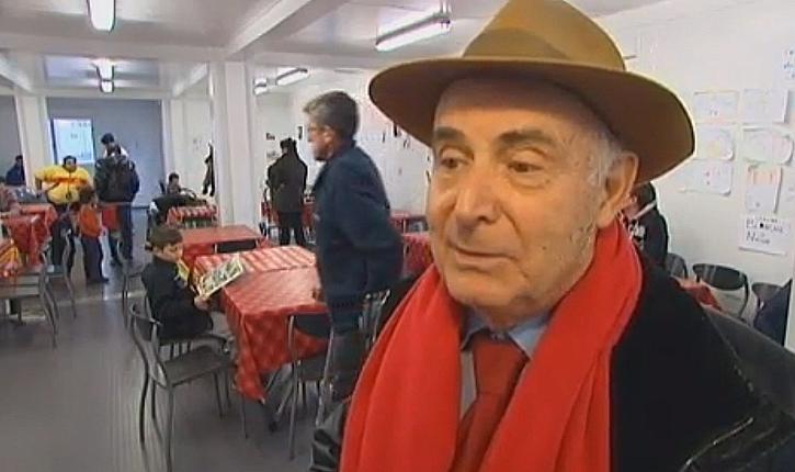 Lyon: un juif de France crée des bâtisses pour sauver des SDF avec ses propres deniers