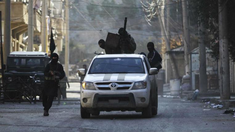 France: d'anciens militaires parmi les jihadistes français