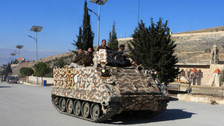 Le Liban envoie des troupes à sa frontière sud pour faire face à la «menace d'Israël»