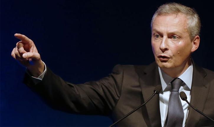 Bruno LeMaire: «La France doit réexaminer ses rapports avec le Qatar et l'Arabie Saoudite»