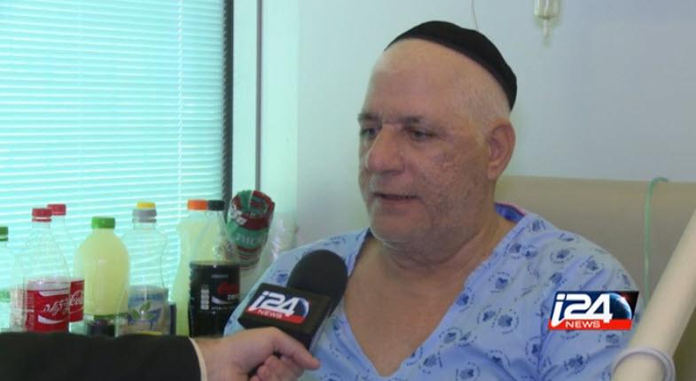 [Vidéo] Le chauffeur de bus attaqué à Tel Aviv «Nous sommes forts et courageux, nous n'avons pas peur des terroristes»