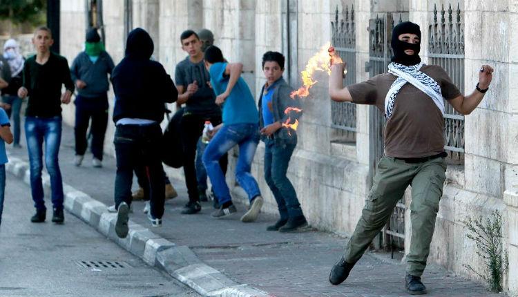 Alerte info: Cocktails molotov contre des maisons juives à Jérusalem