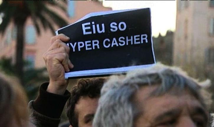 [Vidéo] Pas d' « aliyah » pour la petite communauté juive: « on vit en Corse, on est bien ».
