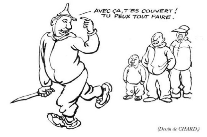 Nouveau cas psychiatrique à Metz: il étrangle un policier en hurlant Allah Akbar. La maladie du «allahuakbarisme» a encore frappé…
