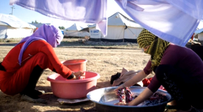 femmes esclaves sexuelles Daesh état islamique