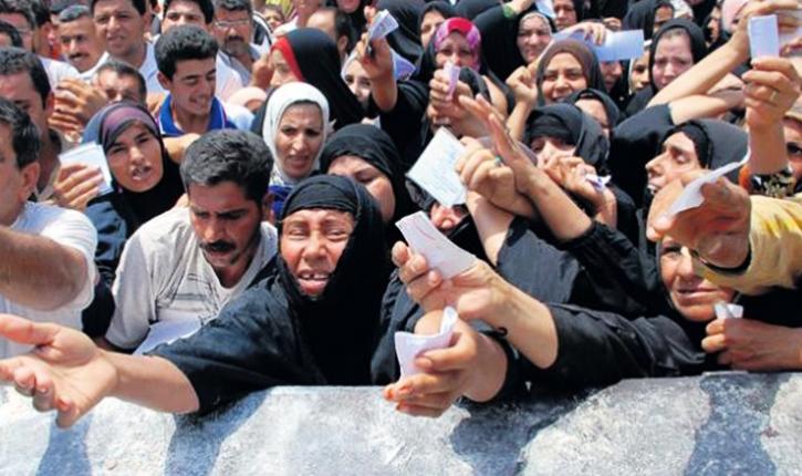 BONNE NOUVELLE : L'ère du pétrole arabe touche à sa fin