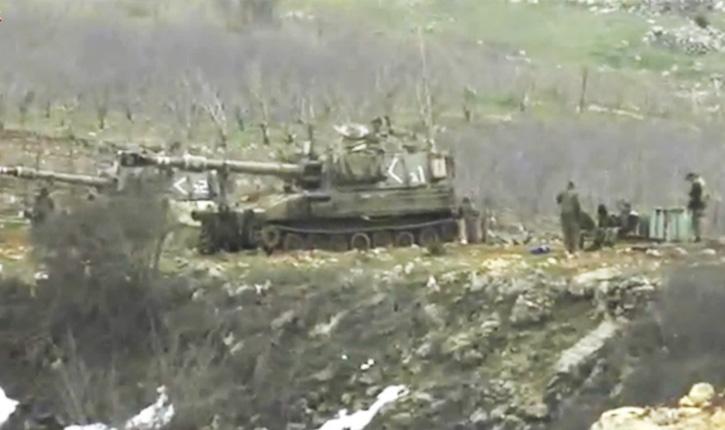 L'armée d'Assad tire sur le Golan israelien, évacuation de la station de ski