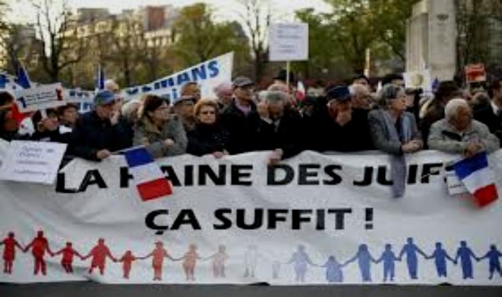 Les Juifs ne sont plus en sécurité en France