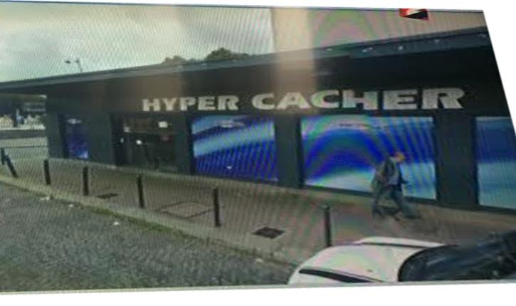 HYPERCASHER-Vincennes: une prise d'otage, un blessé
