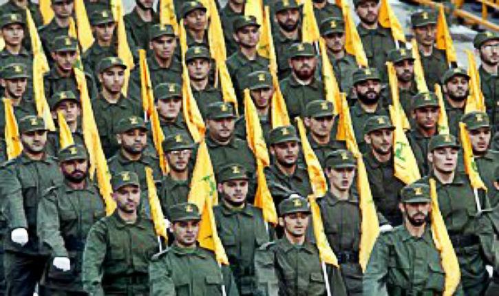 La présence militaire de l'Iran sur le plateau du Golan