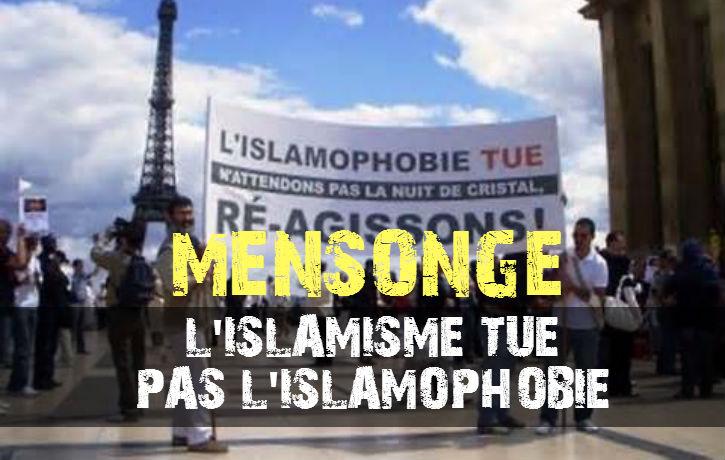 islamophobie mensonge