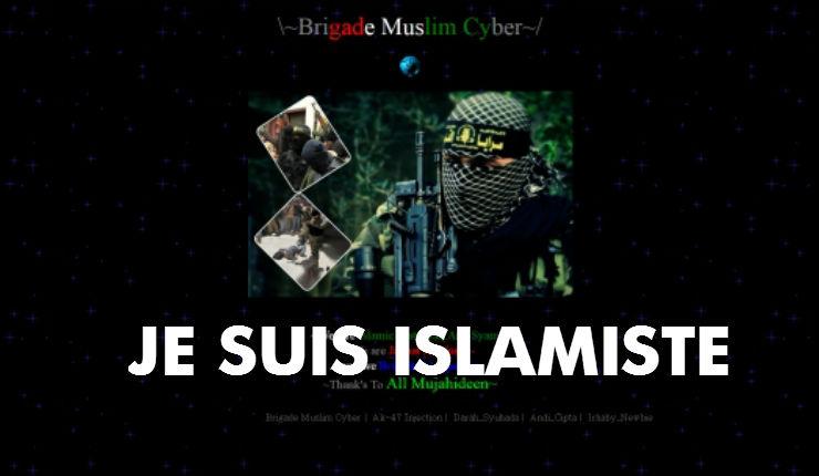 Bilan de la cyber-attaque: 23 000 sites internet français ont été hackés par les islamistes