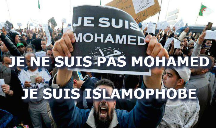 Être islamophobe, une saine attitude