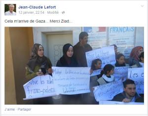 propagande palestinienne charlie hebdo