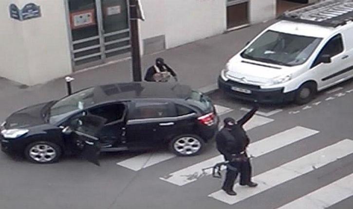 [Vidéo] Charlie Hebdo : Nouvelle vidéo après le massacre «On a vengé le prophète Mohamed !»