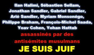 l antisémitisme musulman tue