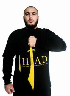 le rapeur djihadiste Médine