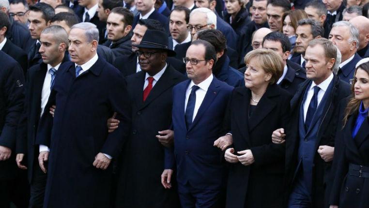 Exclusivité mondiale : le texte de la Marche contre la peur dévoilé