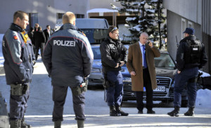 menaces terroristes Suisse policiers