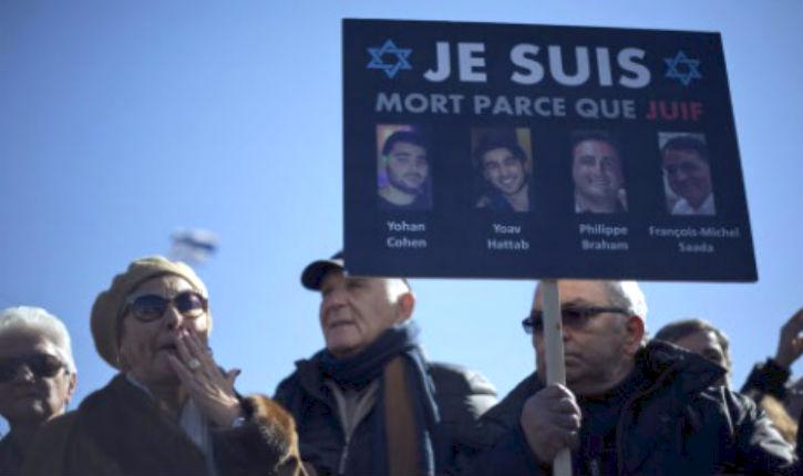 morts parce que juifs