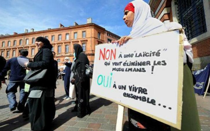 musulmans de France Charlie hebdo