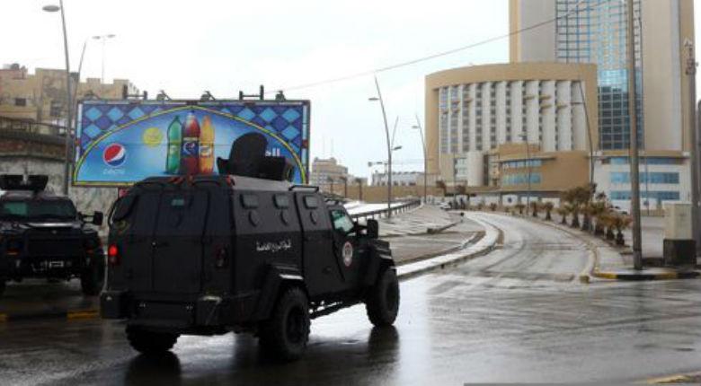 [Vidéo] Libye: neuf morts dans l'attaque d'un hôtel de Tripoli, revendiquée par l'Etat islamique