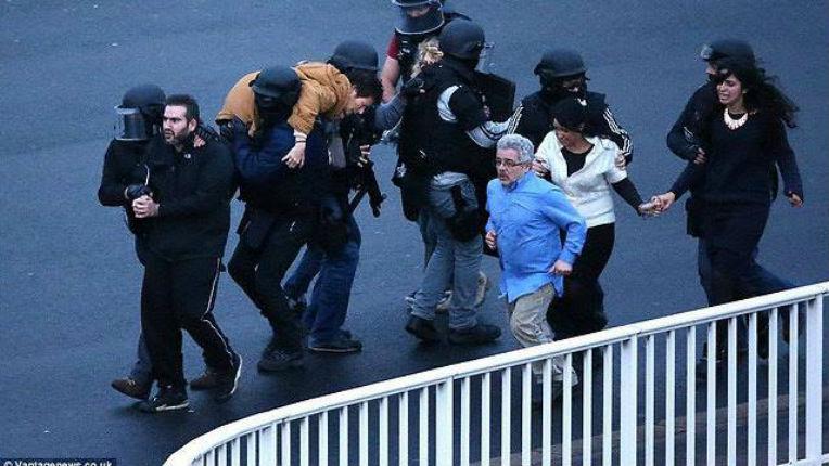 otages hypercacher porte de Vincennes