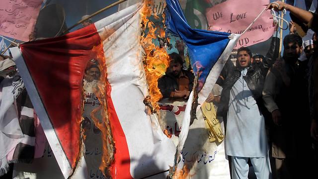 palestine charlie hebdo liberte expression manifestation