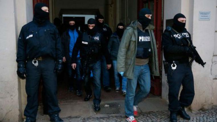 perquisitions djihadistes islamistes Allemagne Belgique