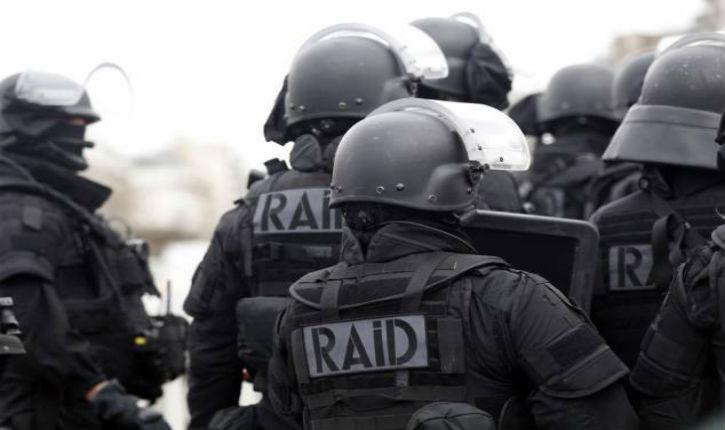 'Les Commandos français du Raid anti-ISIS ont appris leurs méthodes chez les israéliens'